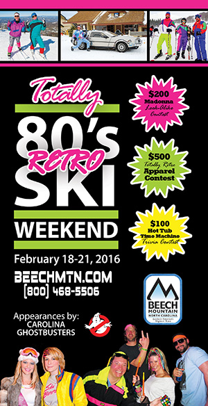 Beech Mountain 80's Weekend