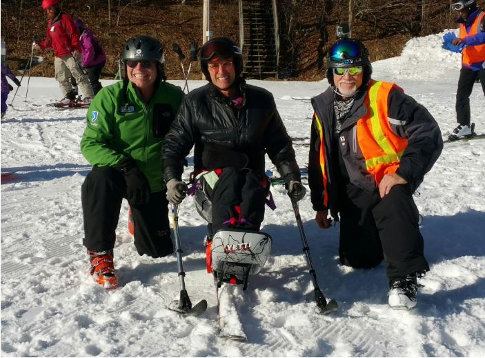 Beech Mountain Adaptive Ski Event