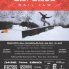 Cataloochee – Cat Cage Rail Jam – December 13, 2013