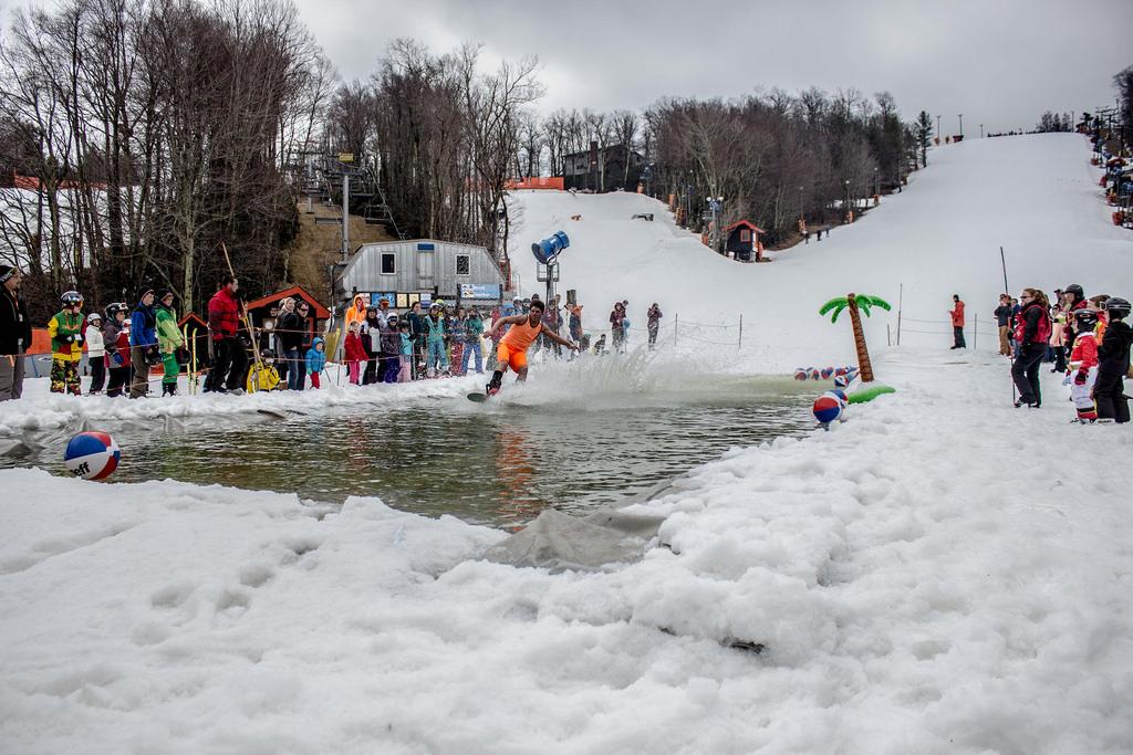 Snow tubing near blowing rock nc webcam